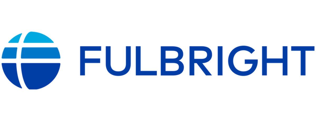 Logo: FULBRIGHT.