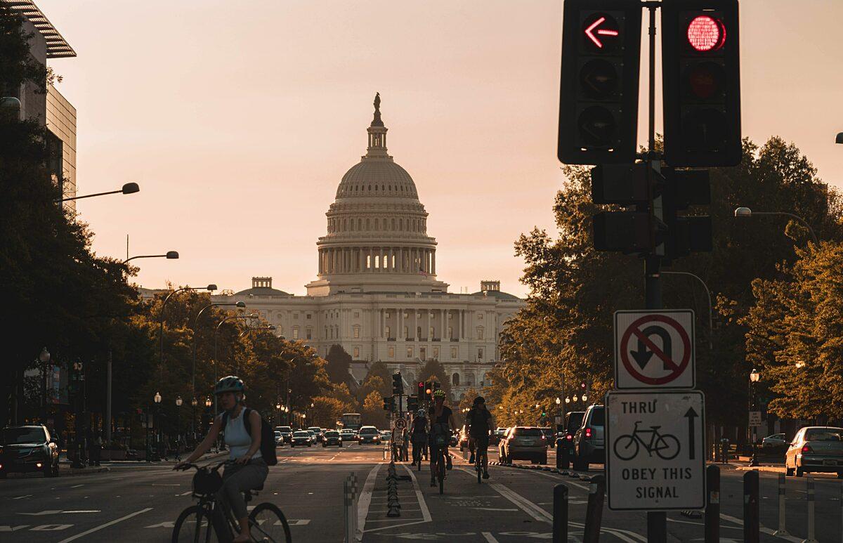 The Capitol of Washington D.C.