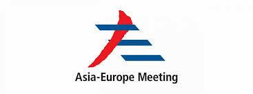 Logo: Asia-Europe Meeting.