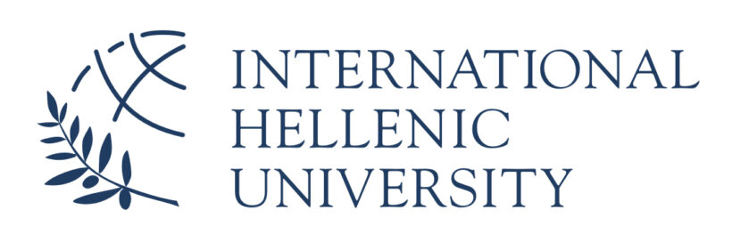 Logo: International Hellenic University.