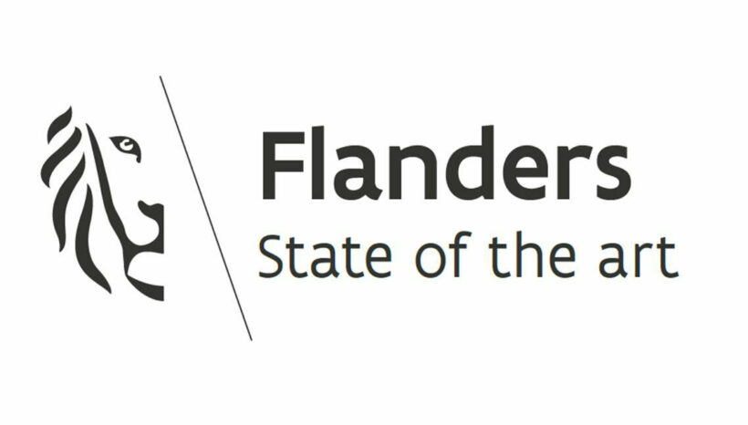Logo: Flanders State of the art.
